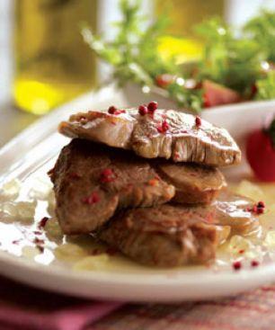Filet Mignon au Vin Doux et au Mastiha de Chios
