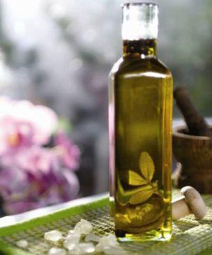 Aceite de oliva con mastiha
